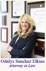 Odalys Sanchez Elkins - Attorney At Law - Hialeah, FL - 305-819-8090 - oslegal.net